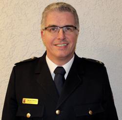 Michael Matthes - Kreisfeuerwehrinspekteur